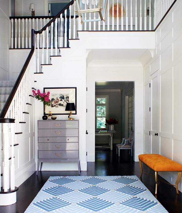 Our Corner of the World Blog | Staircase Inspiration - via My Domaine