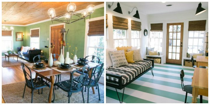 Our Corner of the World Blog | Mudroom lighting inpiration via Fixer Upper Season 3 | Chip and Joanna Gaines | The Baby Blue House | Waco, TX | Eclectic and Vintage-inpsired