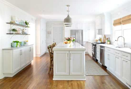 Our Corner of the World Blog | Friday Fun Links - Young House Love kitchen remodel