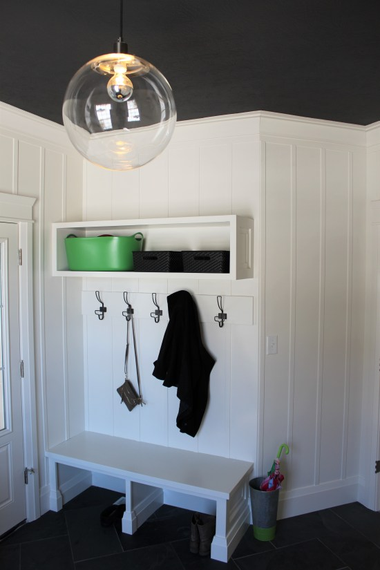 Our Corner of the World Blog | The Official Mudroom Reveal