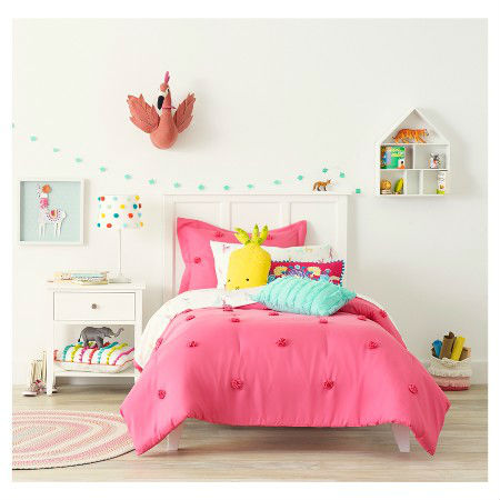 Our Corner of the World Blog | A Few Updates to the Little Girl Room - via Target