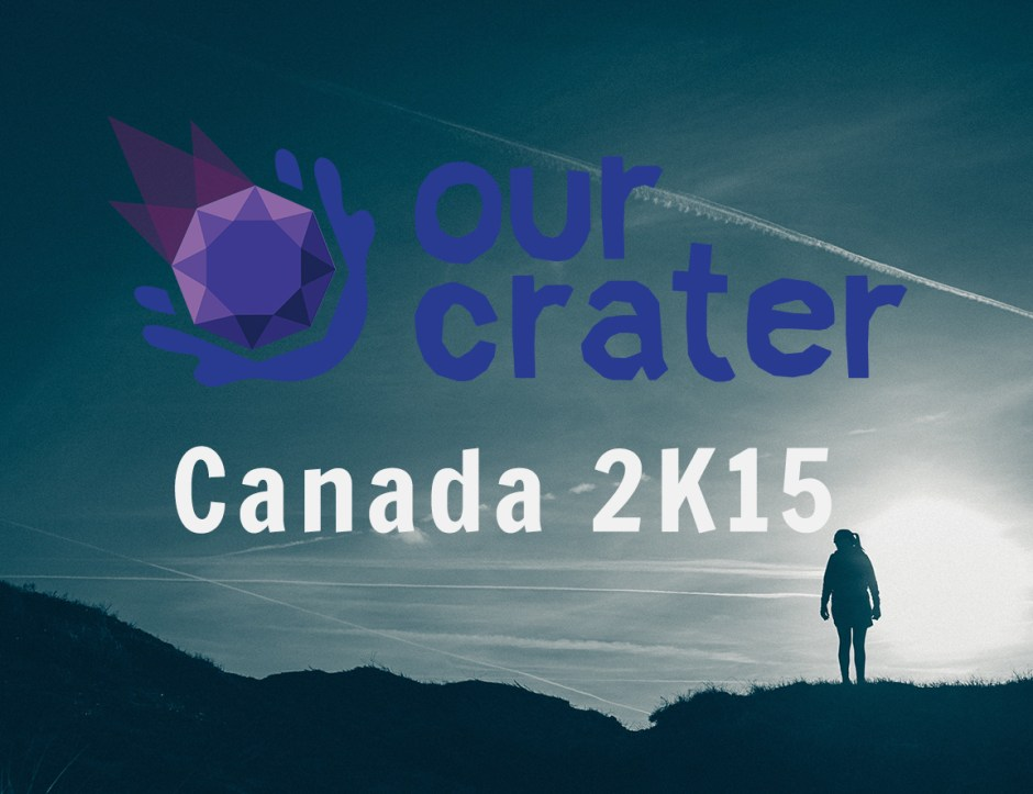 Spotify Playlist: Canada 2K15