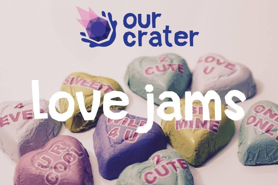 Spotify Playlist: Love Jams