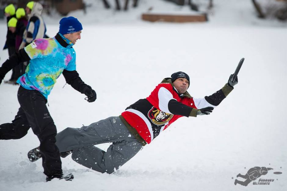 Have Fun in the Snow with Sudbury Ultimate's Snowplate Tournament