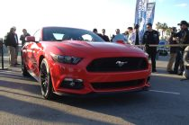 2015 Ford Mustang GT Starts Up, Revs V-8 Engine (W/ Video)