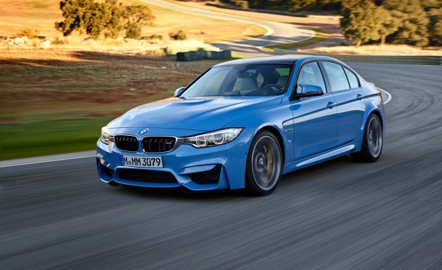 2015 BMW M3 Sedan / M4 Coupe Officially Debut: Worth the Wait [2014 Detroit Auto Show]