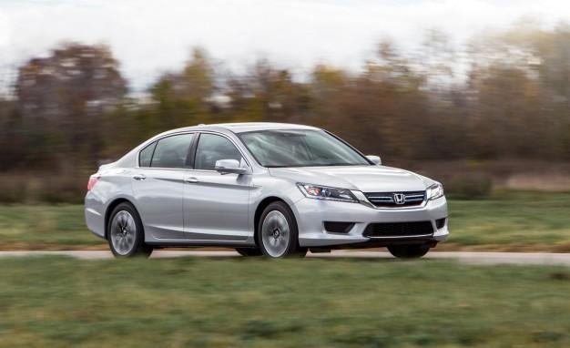 Highly Logical: 2014 Honda Accord Hybrid Tested