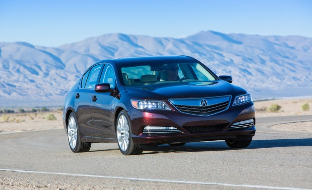 2014 Acura RLX Sport Hybrid SH-AWD Driven: Honda Finally Bridges the Hybrid-Tech Gap