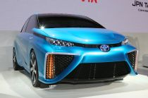 Toyota Projects 5000 to 10,000 Annual Sales for FCV Hydrogen Car