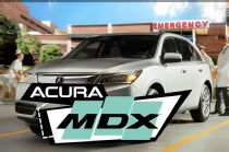 Acura MDX, RLX Get Groovy in New Retro Ads (W/Video)