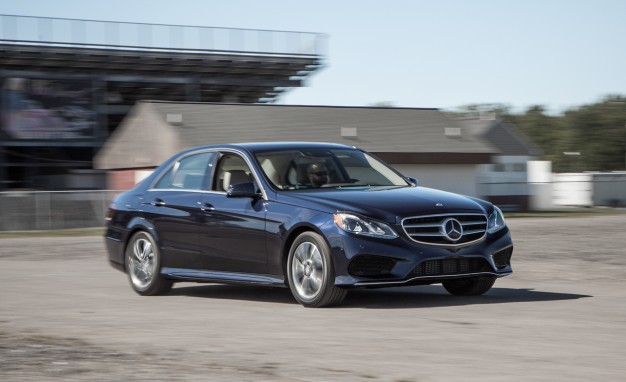 2014 Mercedes-Benz E250 Diesel Sedan Tested: Compression Without Concession