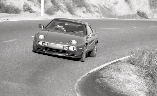 From the Archives: 1985 Porsche 928S Road Test