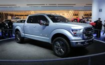 We Hear: Ford to Collaborate with Alcoa on 2015 F-150 Display at Detroit