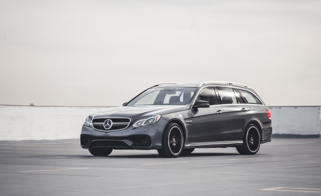 2014 Mercedes-Benz E63 AMG S-Model 4MATIC Wagon Tested: The 11-Second Family Hauler