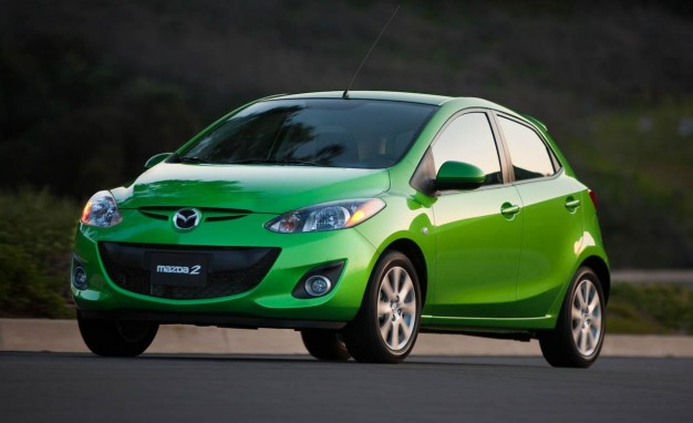 Mazda 2 RE Range-Extender: Return of the Rotary
