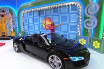 Audi R8 is Most Expensive Prize Awarded on 'The Price is Right'