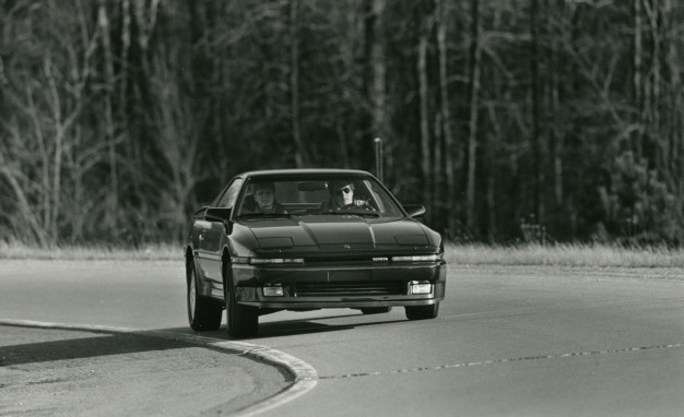From the Archives: 1987 Toyota Supra Turbo Test