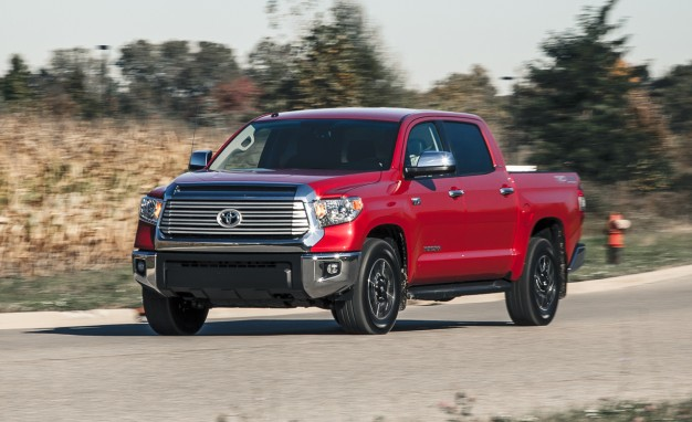 2014 Toyota Tundra 5.7L 4×4 Tested: Falling Short Only in the Sales Race