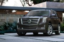 2015 Cadillac Escalade Mini-Configurator Reveals Trims, Colors