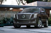 2015 Cadillac Escalade Mini-Configurator Reveals Trims, Colors