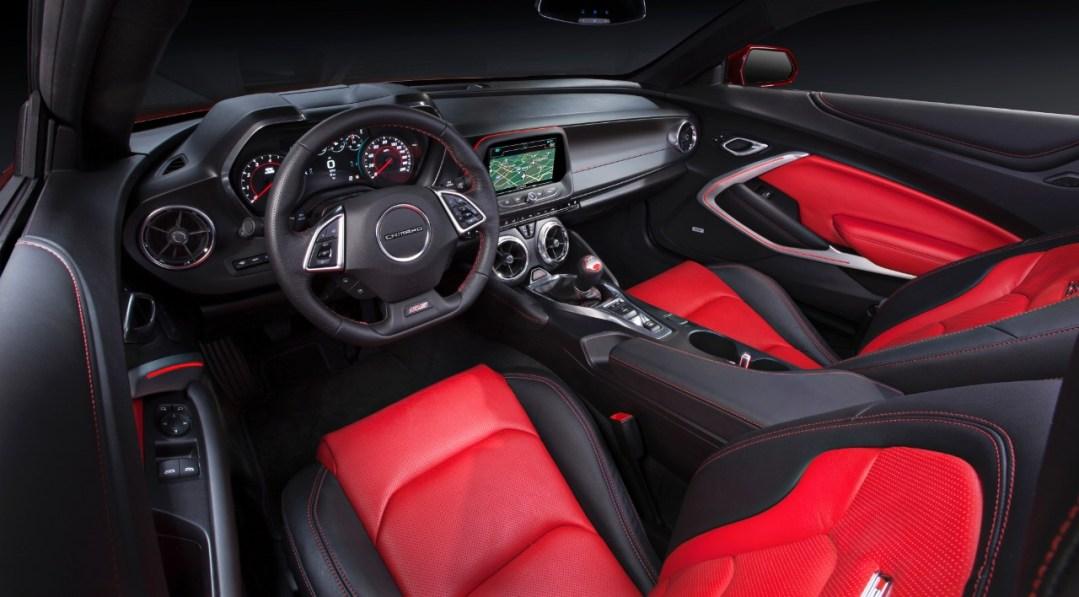 2016-Camaro-red-dash