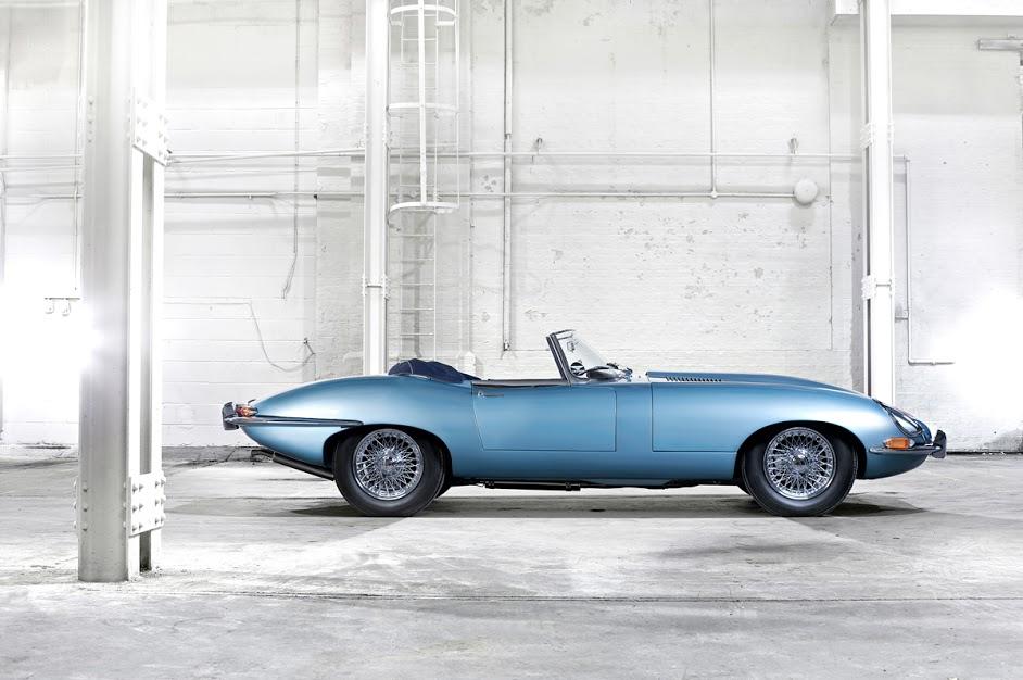 """the most beautiful car ever made."" – Enzo Ferrari."