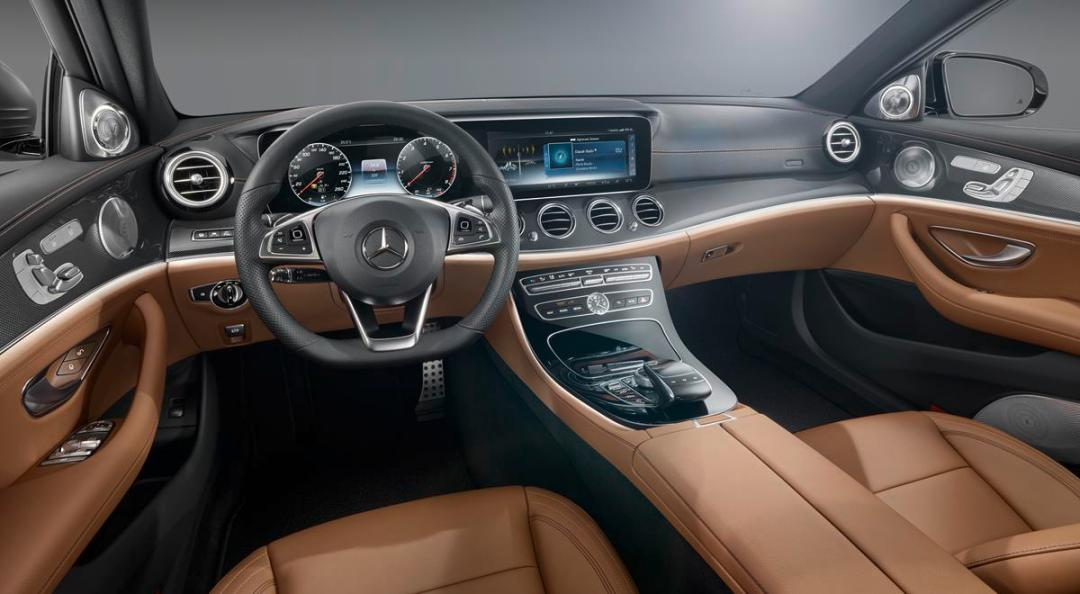 2017 Mercedes-Benz E-Class Interior (6) (Copy)