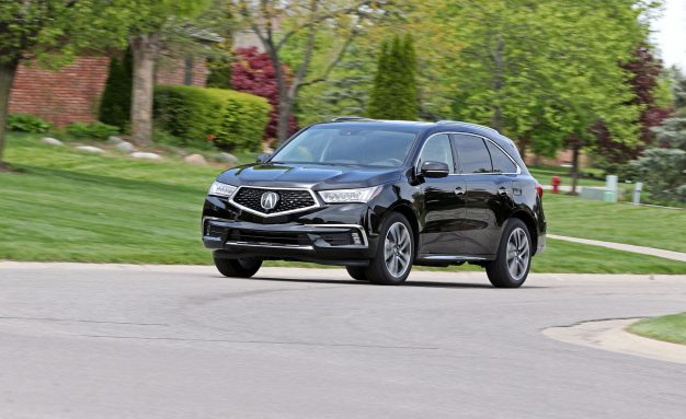 2017 Acura MDX Sport Hybrid Test: Redefining the Gas-Electric SUV