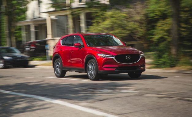 2017 Mazda CX-5 AWD Tested: Walking the Line Between Passion and Practicality