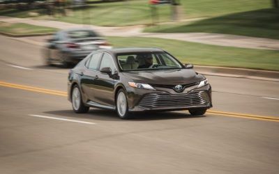 2018 Toyota Camry XLE Hybrid Tested: No More Complaining
