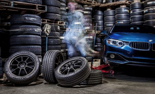 Gumshoes: Five Sticky Summer-Performance Tires Tested