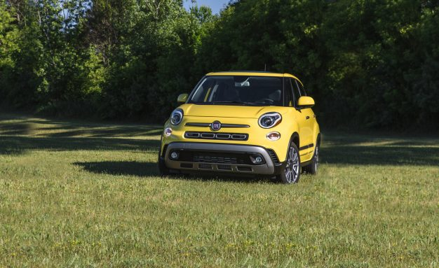 2018 Fiat 500L Review: Cuteness Isn't Always Scalable