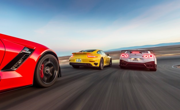 On Depreciation: Where's Your Sports-Car Sweet Spot?
