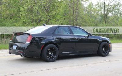 To Hell with That: Fiat Chrysler Denies Chrysler 300 Hellcat Report