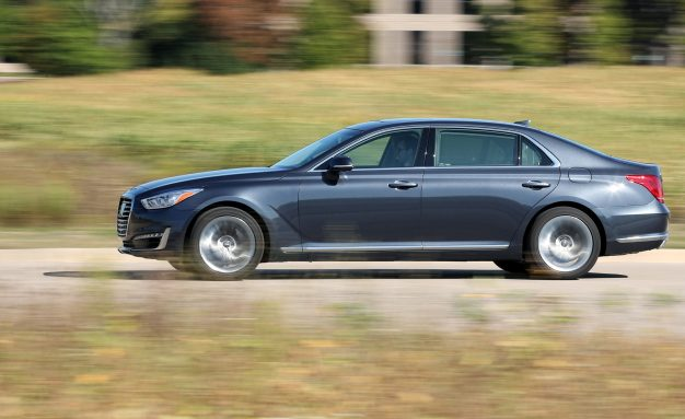 Steady as She Goes: Genesis G90 Long-Term Update