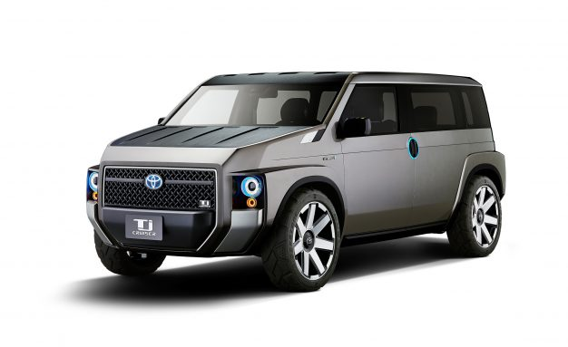 The Toyota TJ Cruiser Concept Is a Funky Box, But No FJ Replacement