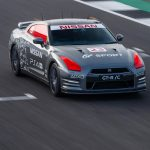 R/C Kaiju! Radio-Controlled Full-Size Nissan GT-R Laps Silverstone! [Video]