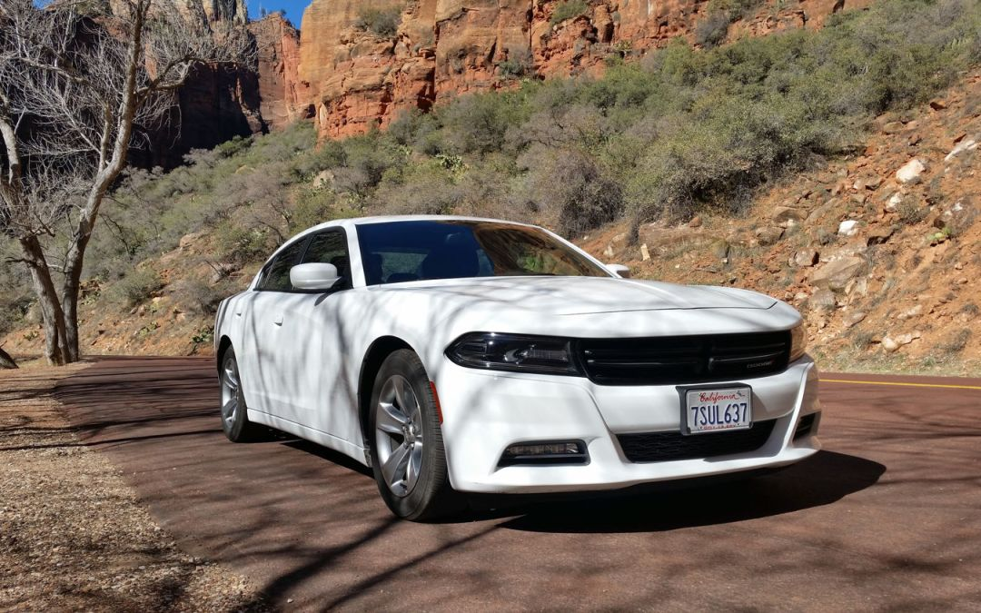 Dodge Charger SXT Review