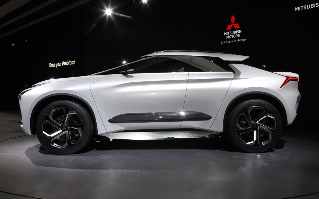 Mitsubishi's Crossover-Heavy U.S. Lineup Could Add Sedan, Pickup