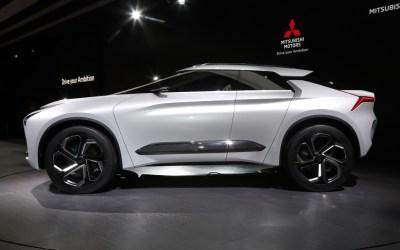 Mitsubishi's Crossover-Heavy U.S. Lineup Could Add Sedan, Pickup