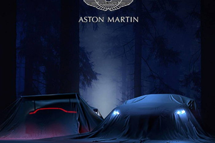 2018 Aston Martin Vantage preview