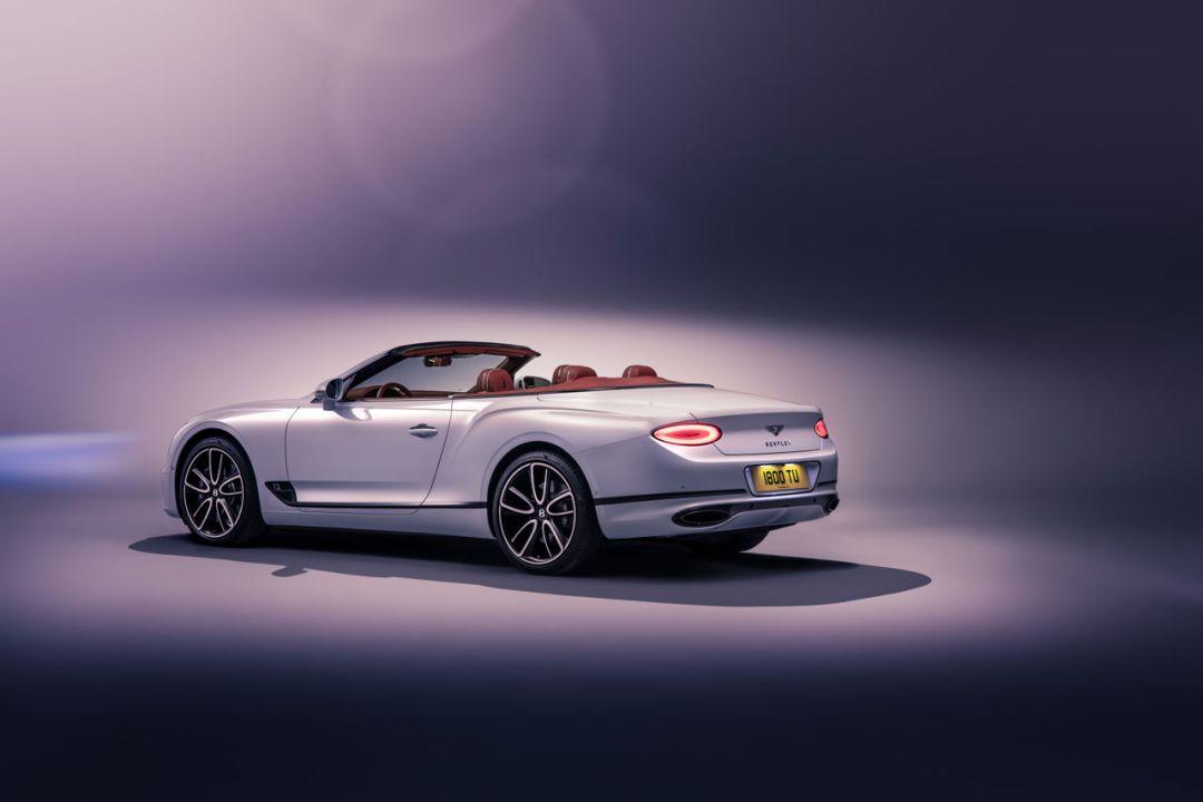 Bentley Continental GT Convertible 33