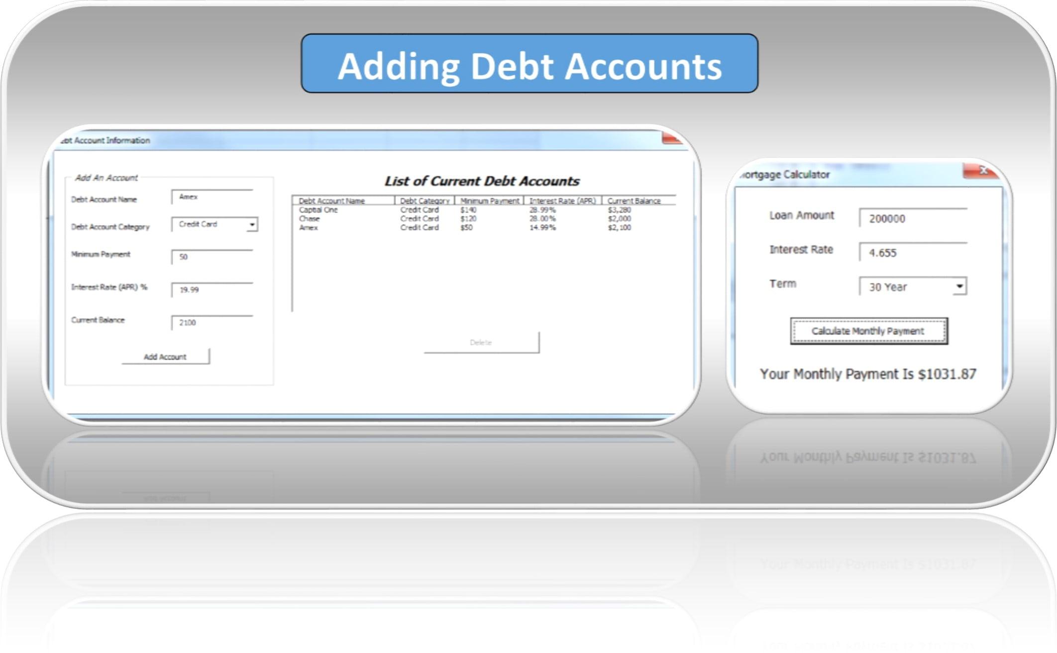 Debt Snowball Calculator Excel Spreadsheet