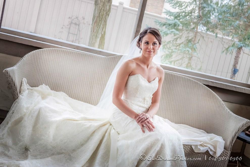 The wedding of Meghan O