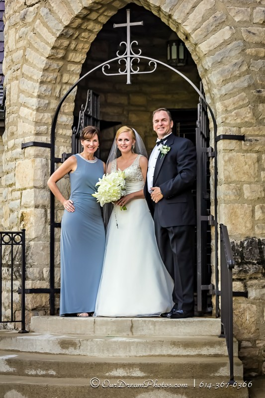 The wedding and reception of Reilly Feldmann and Robert Polletta photographed Friday, June 12, 2015 at Our Lady of Victory Catholic Church. (© Heather Bechtel | http://OurDreamPhotos.com | 614-367-6366)