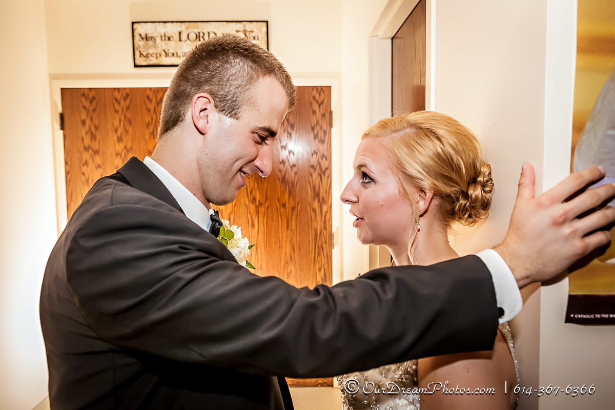The wedding and reception of Reilly Feldmann and Robert Polletta photographed Saturday, June 13, 2015 at Our Lady of Victory Catholic Church. (© James D. DeCamp | http://OurDreamPhotos.com | 614-367-6366)