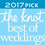 2017 Best of the Knot Award Winner!