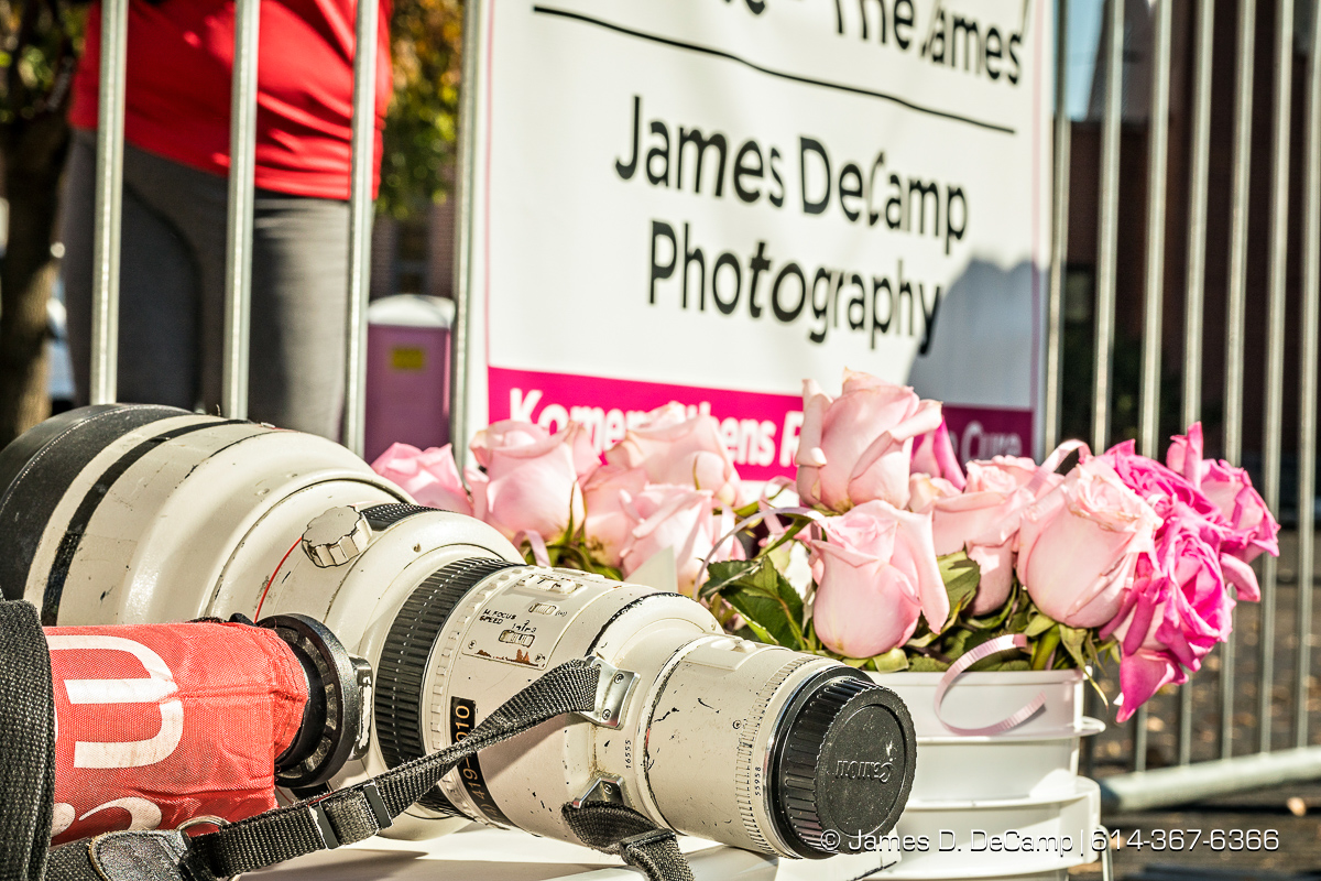 The 2nd Annual Komen Athens Race for the Cure® photographed Sunday, October 23, 2016 on the Ohio University Campus. (© James D. DeCamp | http://JamesDeCamp.com | 614-367-6366)