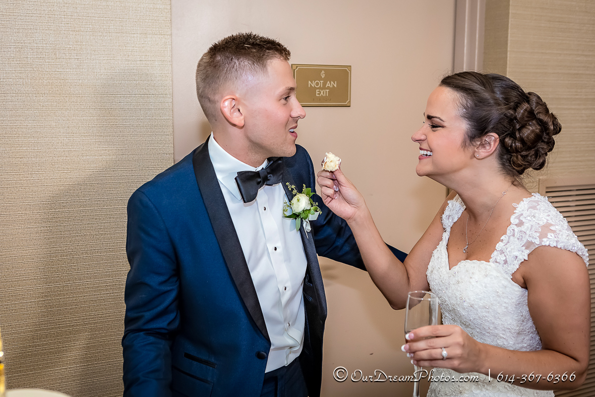 The wedding and reception of Jessica Underwood and Brett McAdoo photographed Saturday, July 15, 2017 at the Granville Inn. (© James D. DeCamp | http://OurDreamPhotos.com | 614-367-6366) #JDeCampPhoto, #idotomcadoo