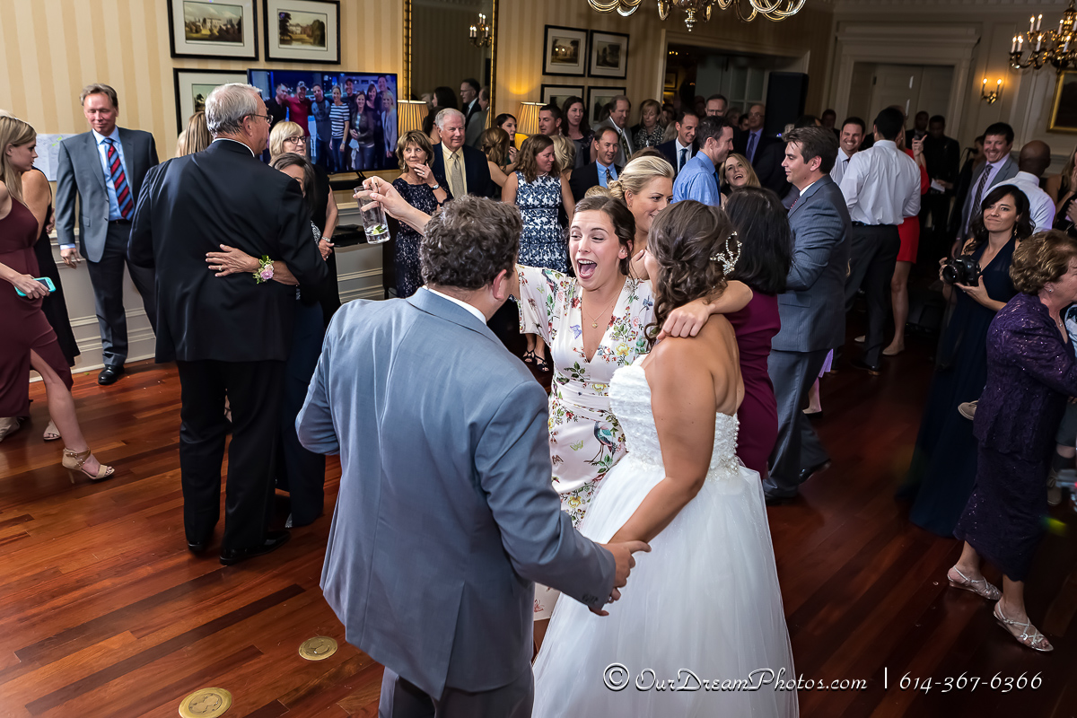 The wedding and reception of Amy Davis and Andy Ireton photographed Saturday, October 14, 2017 at Our Lady of Victory Catholic Church and the Scioto Country Club. (© James D. DeCamp | http://OurDreamPhotos.com | 614-367-6366)The wedding and reception of Amy Davis and Andy Ireton photographed Saturday, October 14, 2017 at Our Lady of Victory Catholic Church and the Scioto Country Club. (© James D. DeCamp | http://OurDreamPhotos.com | 614-367-6366)